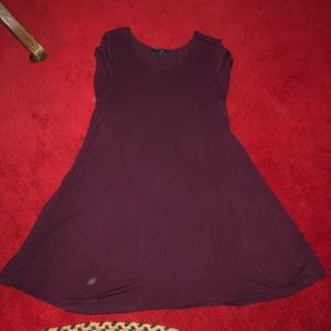 Dresses & Skirts - Maroon Mini Dress